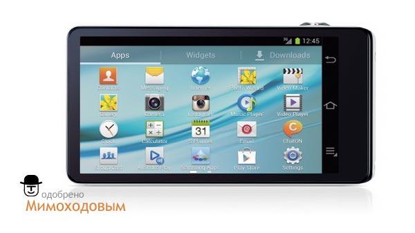 Камера Samsung Galaxy Smart для начинающих блоггеров